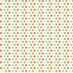 Mini Dot  fabric by heatherdutton on Spoonflower - custom fabric