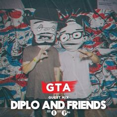 GTA 2016 Diplo and Friends Mix