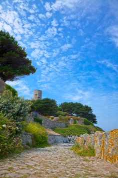 Saint Martin - Guernsey - Channel Islands (by Nicolas Raymond)