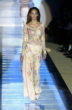 Valentino S/S 2000 Couture