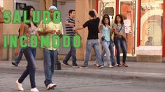 Saludo Incomodo | Bromas 2014 | Just Maming |