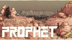 A video essay about the first issues of Brandon Graham and Simon Roy's Prophet.