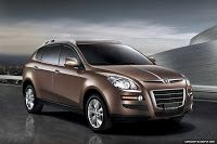 Taiwan's First Car Brand Launches Luxgen7 SUV, Could go on Sale in Europe