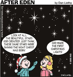 After Eden 51: Christmas Ornaments