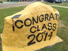 Little Rock wishing a congratulations to class of 2014! #SMTTT!