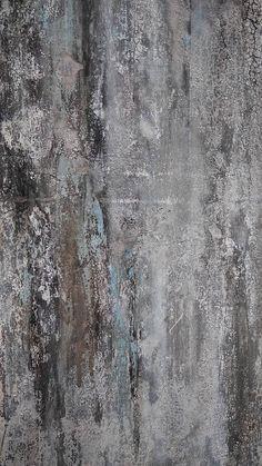 Gray Abstract Texture Painting 18 x 24 Modern Minimalist Abstract Photos, Abstract Art, Abstract Paintings, Neal Art, Silver Wall Art, Venetian Plaster Walls, Distressed Texture, Texture Painting, Painting Inspiration