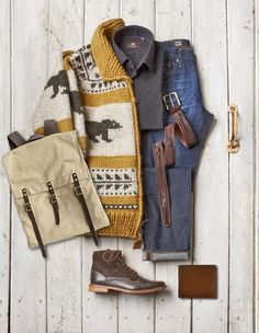 What to wear with a Duluth Pack Scout Pack | District Grain
