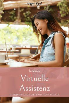 Du überlegst, dich als virtuelle Assistenz selbstständig zu machen? In diesem Guide erfährst du, wie du als VA starten und welche Tätigkeiten du in deinem Portfolio anbieten kannst. Der Einstieg als VA ermöglicht es dir, dein eigenes Online Business aufzubauen und als digitaler Nomade remote zu arbeiten. Start Ups, E-mail Marketing, Portfolio, Happy, Blog, Earn Money Online, Ser Feliz, Blogging, Being Happy