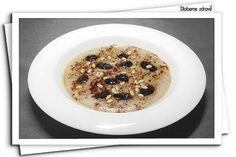 Pohanková kaše Pancakes, Oatmeal, Breakfast, Food, The Oatmeal, Morning Coffee, Rolled Oats, Essen, Pancake