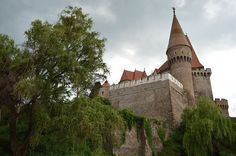 Corvin Castle was laid out in 1446, when construction began at the orders of John Hunyadi. Photo Credit