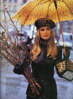 Claudia 1992. Beautiful.