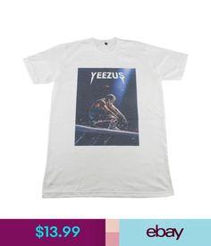 a7bda0dde28 T-Shirts Kanye West Yeezus Hip Hop Rapper Skate Sneaker Street Wear Gv179 T- Shirt M L Xl  ebay  Fashion