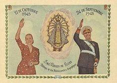 Juan y Eva Peron Latina, President Of Argentina, Post War Era, Scenic Design, Dani, Grande, Stamps, Victoria, Paintings