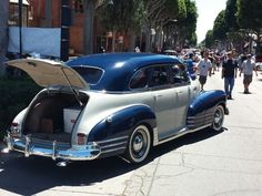 1948 Chevy Fleetmaster...Re-Pin brought to you by Car Insurance for #ClassicCarsandRV's by #HouseofInsurance Eugene, Or.
