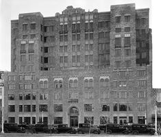 YWCA Downtown Oklahoma City-Built 1931-1932. 320 NW 1st. ST (Park Ave) Great memories of going to this Y and was distressed when it was razed in 1979.