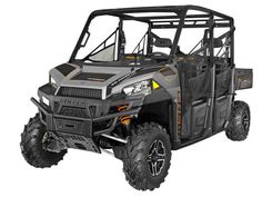 New 2014 Polaris Ranger Crew 900 EPS Titanium Matte Metal ATVs For Sale in Alabama. 2014 Polaris Ranger Crew 900 EPS Titanium Matte Metallic LE, CALL 256-650-1177 TO SAVE $$$$ 2014 Polaris® Ranger Crew® 900 EPS Titanium Matte Metallic LE Hardest Working Features ALL-NEW, 60 HP PROSTAR® 900 ENGINE The all-new Polaris ProStar 900 engine features 60 HP, pumping out incredible, class-leading torque and pulling power. Electronic Power Steering (EPS) The smoothest, most responsive electronic power…