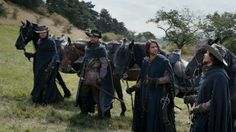 The Musketeers BBC,