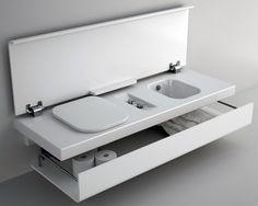 Inodoro Todo En Uno #inodoro #toilet #water #bathroom #todoenuno #wc