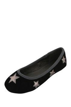 Kids Star Ballet Flat