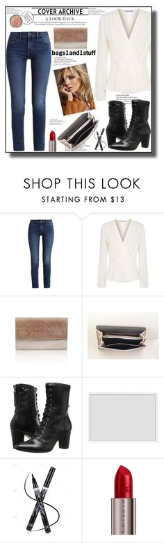 """""""bags1and1stuff 5"""" by ramiza-rotic ❤ liked on Polyvore featuring Calvin Klein, Elizabeth and James, Johnston & Murphy, By Lassen, Anja, Urban Decay and Obsessive Compulsive Cosmetics"""