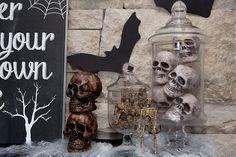 DIY Halloween Creepy