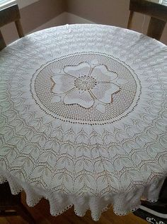 Rose of England by Marianne Kinzel. I adore this pattern.
