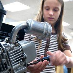 All I want for Christmas... - Student asked parent for Engine after participating in Engine Module. #PitscoModules