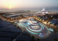Foster, BIG and Grimshaw will design 2020 Dubai Expo pavilions  , - ,   BIG architects, ...