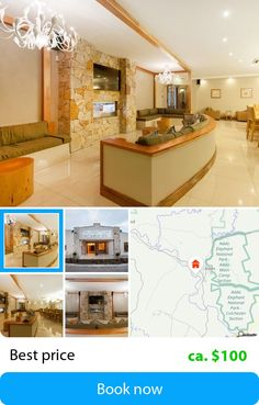 Africanos Country Estate (Addo, South Africa) – Book this hotel at the cheapest price on sefibo. Country Estate, Best Hotels, South Africa, African