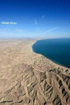 Wonderful photography of the Pasni beach Balochistan Pakistan