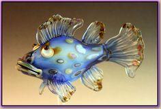 Love, love, love this fish by John Rizzi!