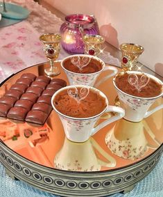 Pork Recipes For Dinner, Mexican Dinner Recipes, Coffee Around The World, Turkish Coffee Set, Artisan Chocolate, Afternoon Tea Parties, Seafood Dinner, Tea Art, Cafe Food