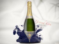 Nouvel habillage  #Pureté #Champagne #Voirin #jumel #GrandCru #BlancDeBlancs