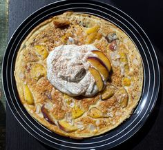 Vanilla protein pancake healthy