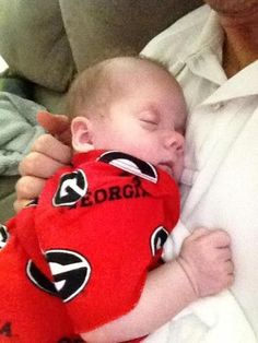 Georgia Bulldogs of all Ages