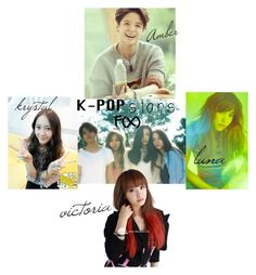 """""""F (x)"""" by heatherstpierreeasley ❤ liked on Polyvore featuring Krystal and kpop"""