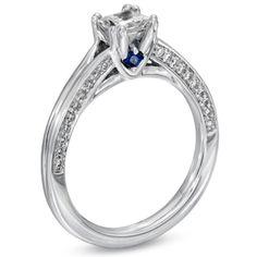 Engagement Ring - Zales (Vera Wang Collection)