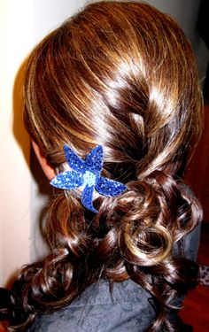 Side Hairstyle