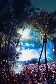 Audien at Ultra 2014