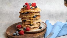 Foto: Tone Rieber-Mohn / NRK Easy Snacks, Waffles, Nom Nom, Breakfast Recipes, Recipies, Food And Drink, Muffins, Lunch, Cookies