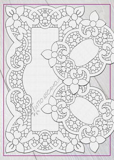 Cutwork Embroidery, Floral Embroidery Patterns, Embroidery Needles, Vintage Embroidery, Embroidery Designs, Shuttle Tatting Patterns, Drawings Of Friends, Parchment Craft, Lace Making
