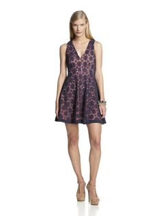 French Connection Women's Elana Lace Dress