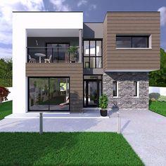 Modèle de maison Millésime 2016 - . Retrouvez tous les types de maison à vendre en France sur Faire Construire Sa Maison