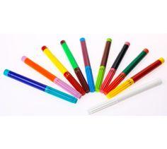 """magic"" colour swap pens - the white one always smelt funky!"