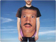 Lionel Richie Head Tee Shirt - £29
