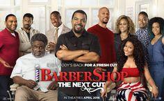 Barbershop: The Next Cut   Playedto