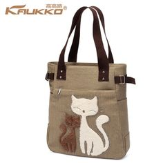 KAUKKO el yapımı premium kanvas çanta (SB10) Zet.com'da 119 TL