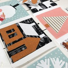 Snow-A-Long, Wk 5   Great Joy Studio #snowsweet #sweetsnowalong #greatjoystudio #rileyblakedesigns #jweckerfrisch #sewalong #sewing #quilting #christmas #christmasfabric Quilt Batting, Decorative Borders, Fall Projects, Fabric Patch, Gingerbread Man, Quilt Top, Cover Pages, Studio, Hello Everyone