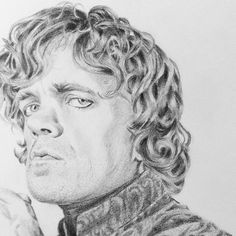 Tyron Lanister, Peter Dinklage original portrait drawing, FanArt Celebrity, Photo to Pencil Sketch, Handmade Art, Game of Thrones, GoT Woman Sketch, Girl Sketch, Photo To Pencil Sketch, Graphite Art, Handmade Art, Erotic, How To Draw Hands, Art Pieces, Fan Art