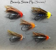 Beauly Snow Fly (Snowie)